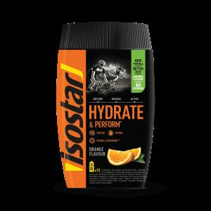 Isostar Hydrate & Perform Orange 400g