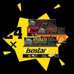 Isostar tabletes Powertabs isotonic x 24